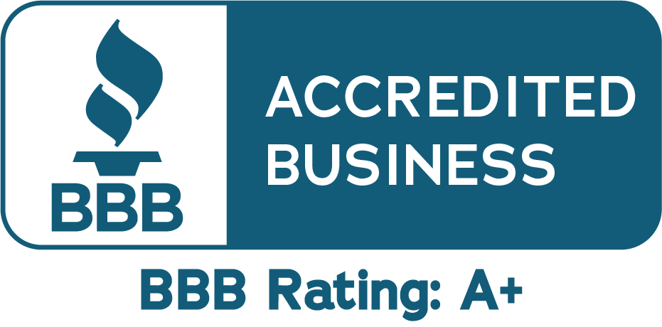 Zimmerman Exteriors is a BBB Accredited business with an A+ Rating